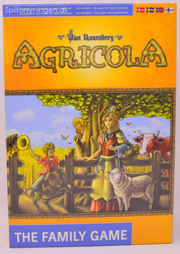 Agricola The Family Game (Nordic)