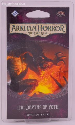 Arkham Horror: TCG - The Depths of Yoth (Exp)