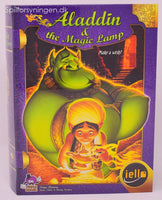 Aladdin and the Magic Lamp (Eng)