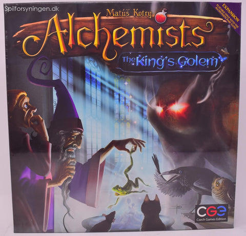 Alchemists: The King's Golem (Eng)