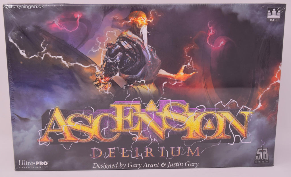 Ascension Delirium (Eng)