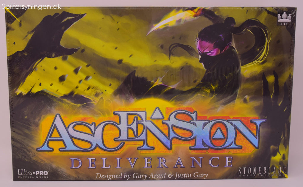 Ascension Deliverance (Eng)