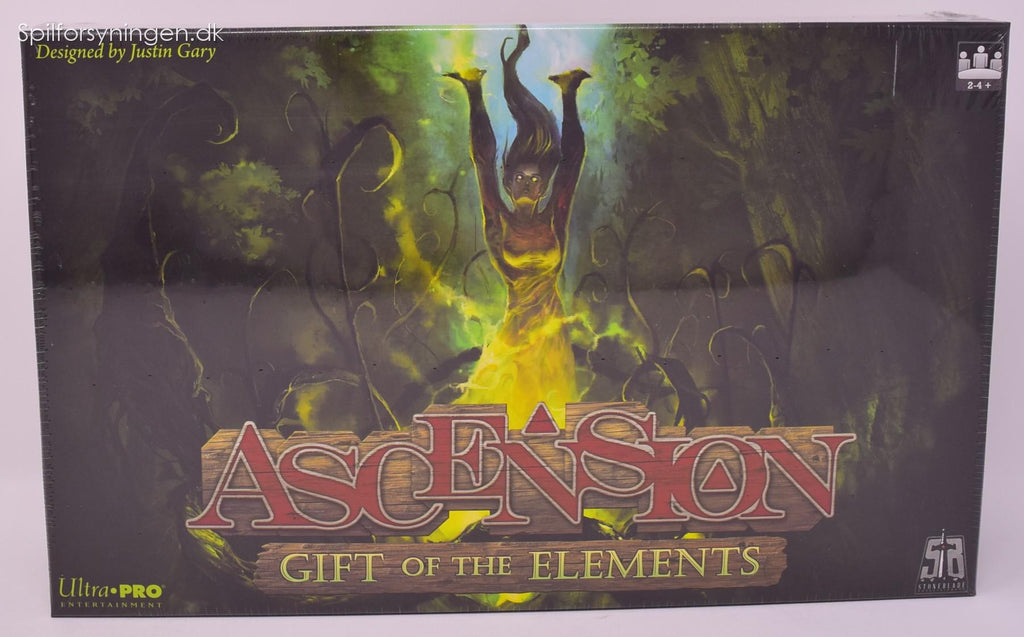 Ascension Gift of the Elements