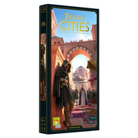 7 Wonders 2nd: Cities (Eng) (Exp)