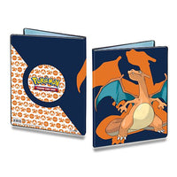 Ultra Pro Pokemon 9-Pocket Portfolio Charizard 2020