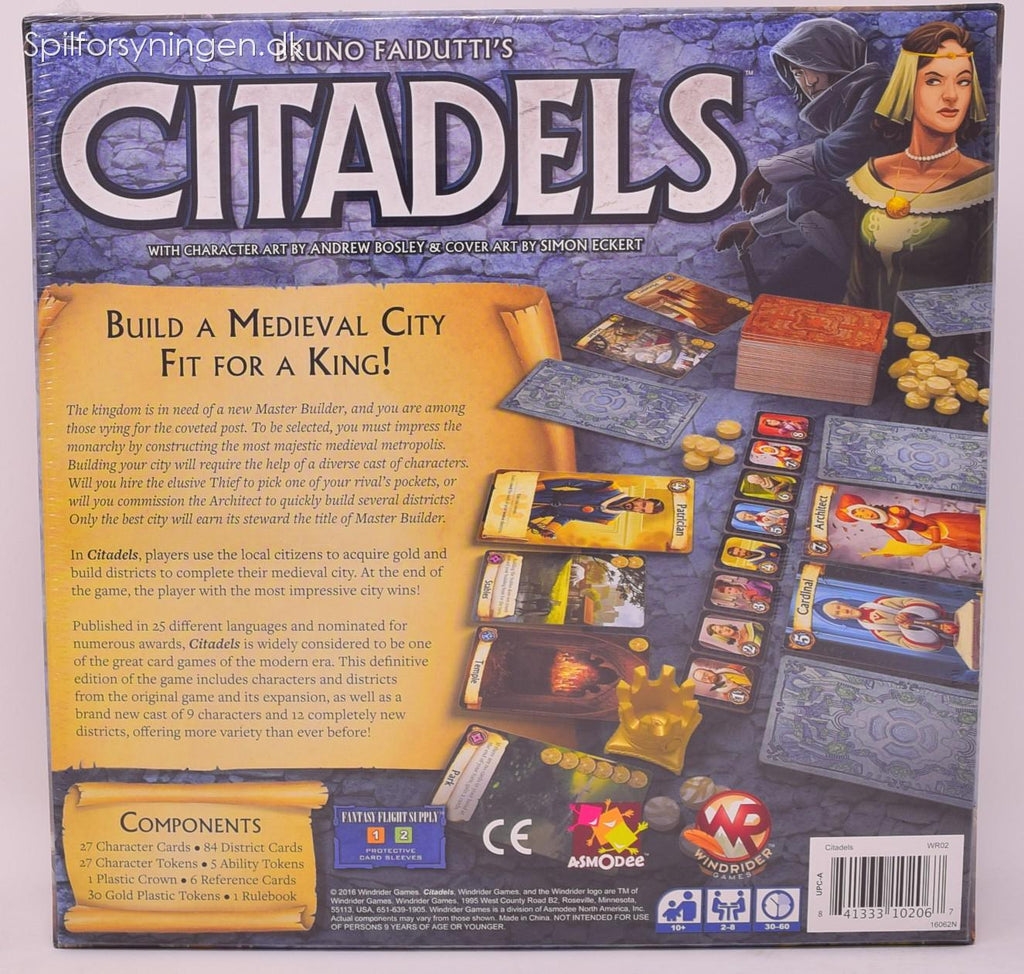 Citadels NEW (Eng)