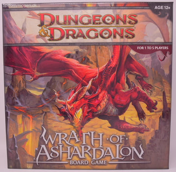 D&D - Wrath of Ashardalon - Board Game