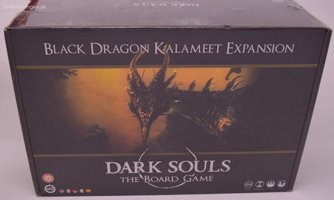 Dark Souls Black Dragon Kalameet (exp)