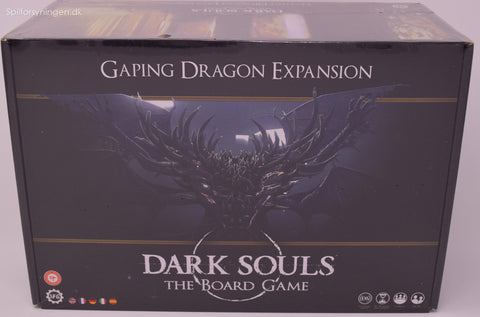 Dark Souls Gaping Dragon (Exp)