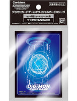 Digimon Card Game Sleeves (60) - Digiworld