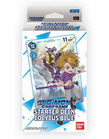 Digimon Card Game - Starter Deck Cocytus Blue