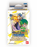 Digimon Card Game - Starter Deck Heaven's Yellow