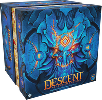 *Forudbestilling* Descent - Legends of the Dark
