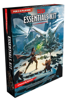 Dungeons & Dragons 5th Edition Essentials Set