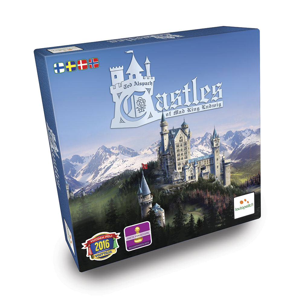 Castles of Mad King Ludwig (Nordic)