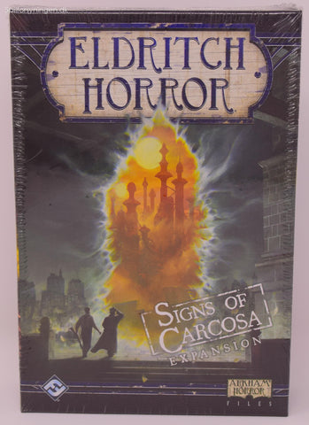 Eldritch Horror - Signs of Carcosa (Exp)