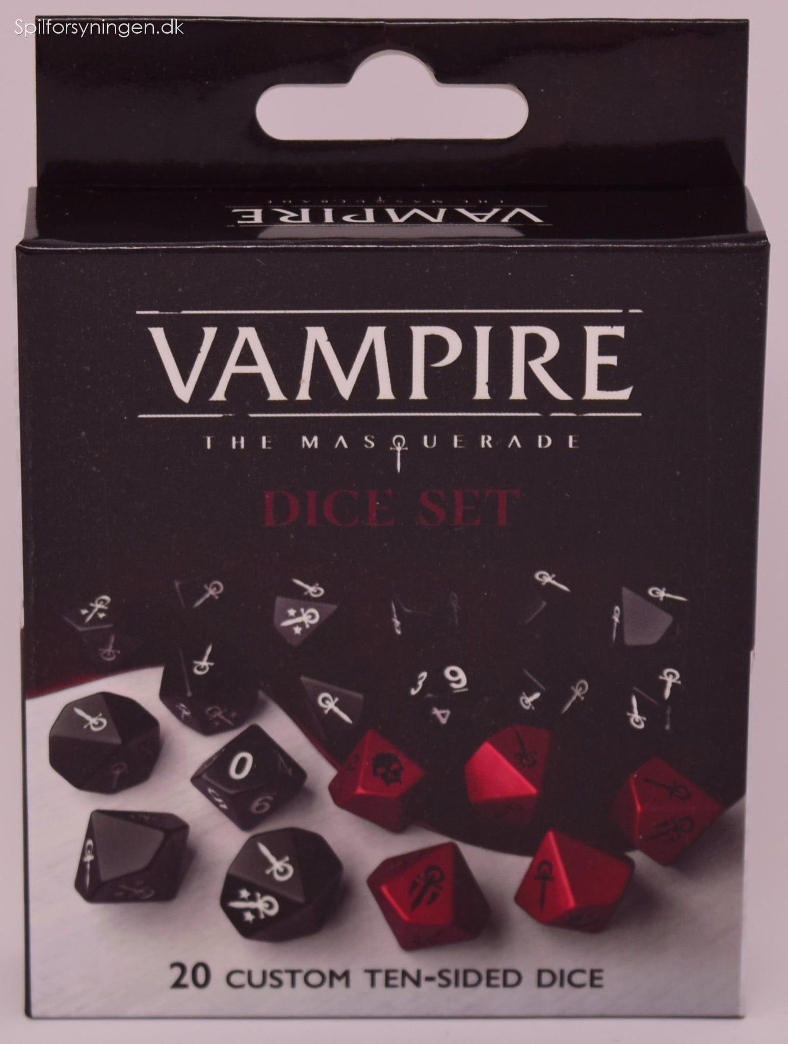 Vampire The Masquerade Dice Set