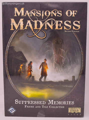 Mansions of Madness - Suppressed Memories (Exp)