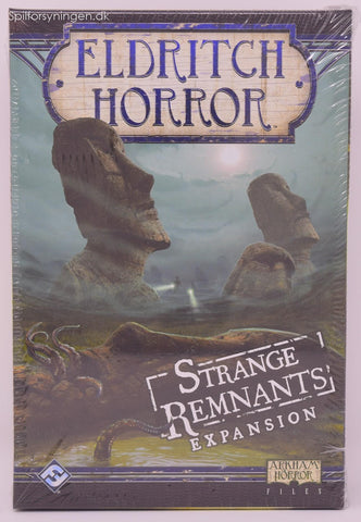 Eldritch Horror - Strange Remnants (Exp)