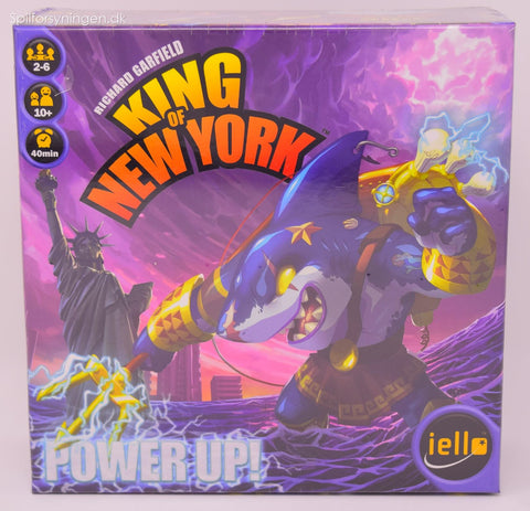 King of New York - Power Up (Eng) (Exp)