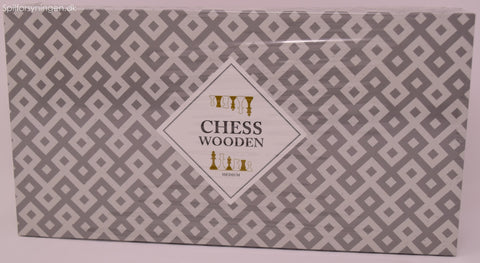 Chess Set Medium 11""