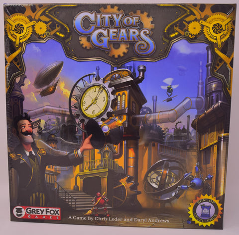 City of Gears (Eng)