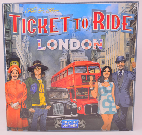 Ticket to Ride London (Nordic)