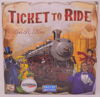 Ticket To Ride USA (Nordic)