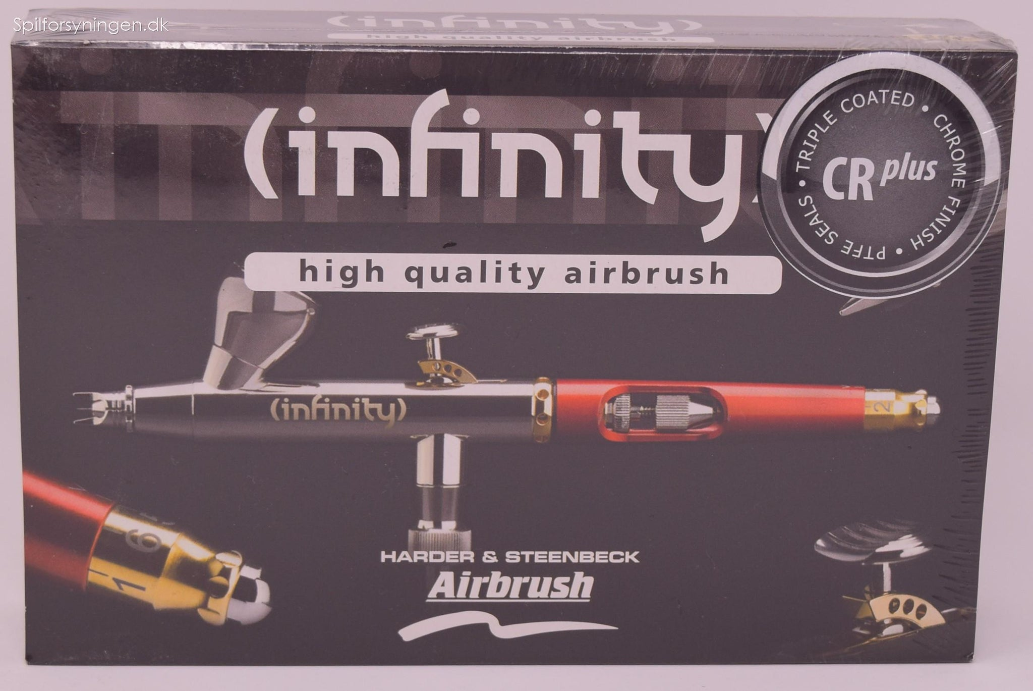 Infinity CR Plus 0.4 - Harder & Steenbeck Airbrush