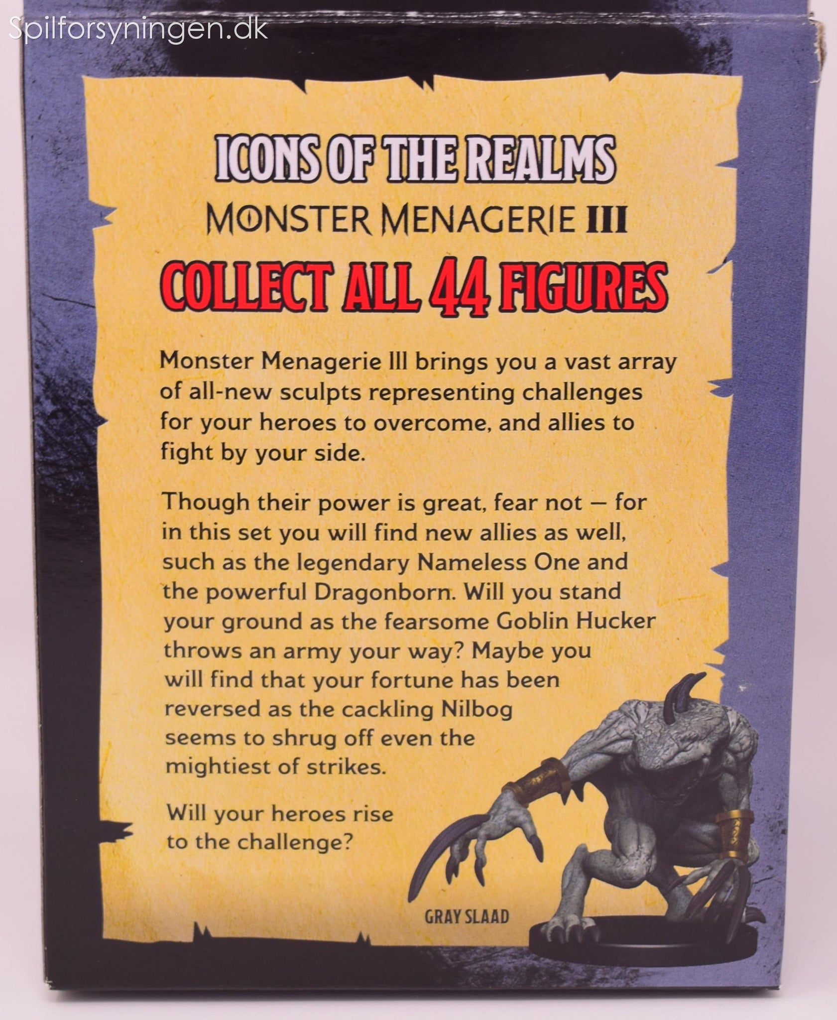 D&D Icons of the Realms - Monster Menagerie 3 Booster