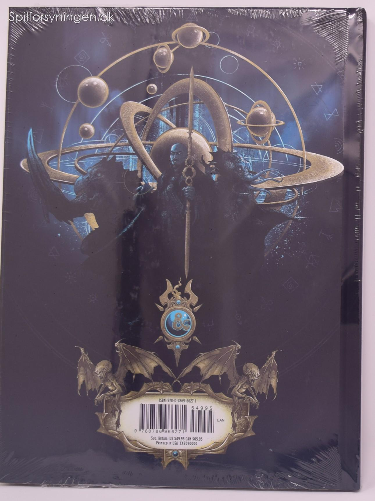 D&D 5th Ed. Mordenkainen's Tome of Foes Alternate Cover