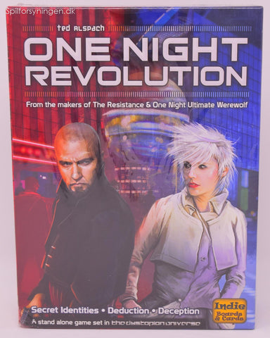 One Night Revolution (EN)