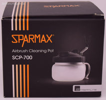 Sparmax Airbrush Cleaning Pot SCP-700