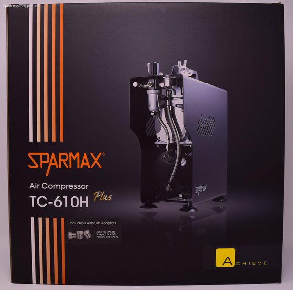 Sparmax Airbrush Compressor TC-610H Plus