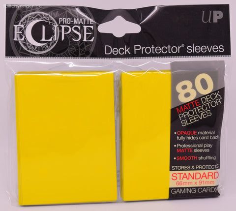 Deck Pro PRO Eclipse Yellow Matte