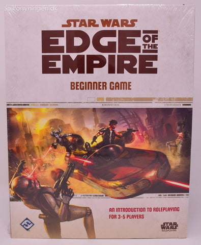 Star Wars RPG Edge of the Empire - Beginner Game