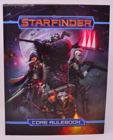 Starfinder - Core Rulebook