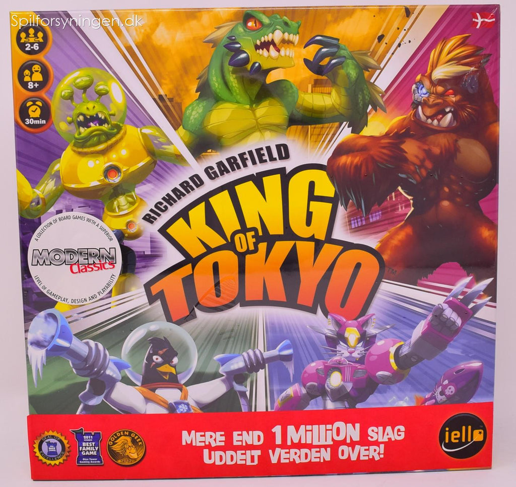 King of Tokyo DK (New)