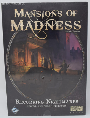 Mansions of Madness - Recurring Nightmares (Exp)