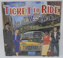 Ticket to Ride - New York (Nordic)