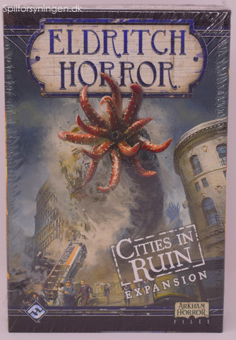 Eldritch Horror - Cities in Ruin (Exp)