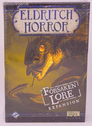 Eldritch Horror - Forsaken Lore (Exp)