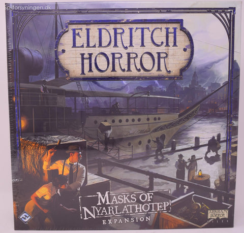 Eldritch Horror - Masks of Nyarlathotep (Exp)
