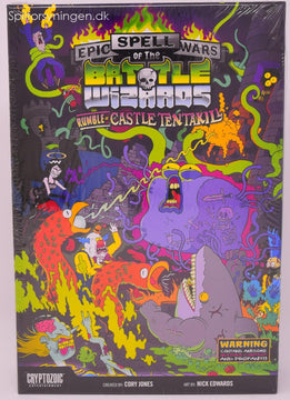 Epic Spell Wars of the Battle Wizards II: Rumble at Castle Tentakill (Eng)