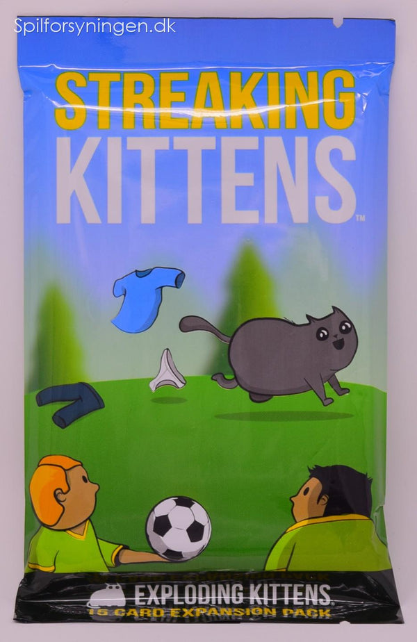 Streaking Kittens (Exp)