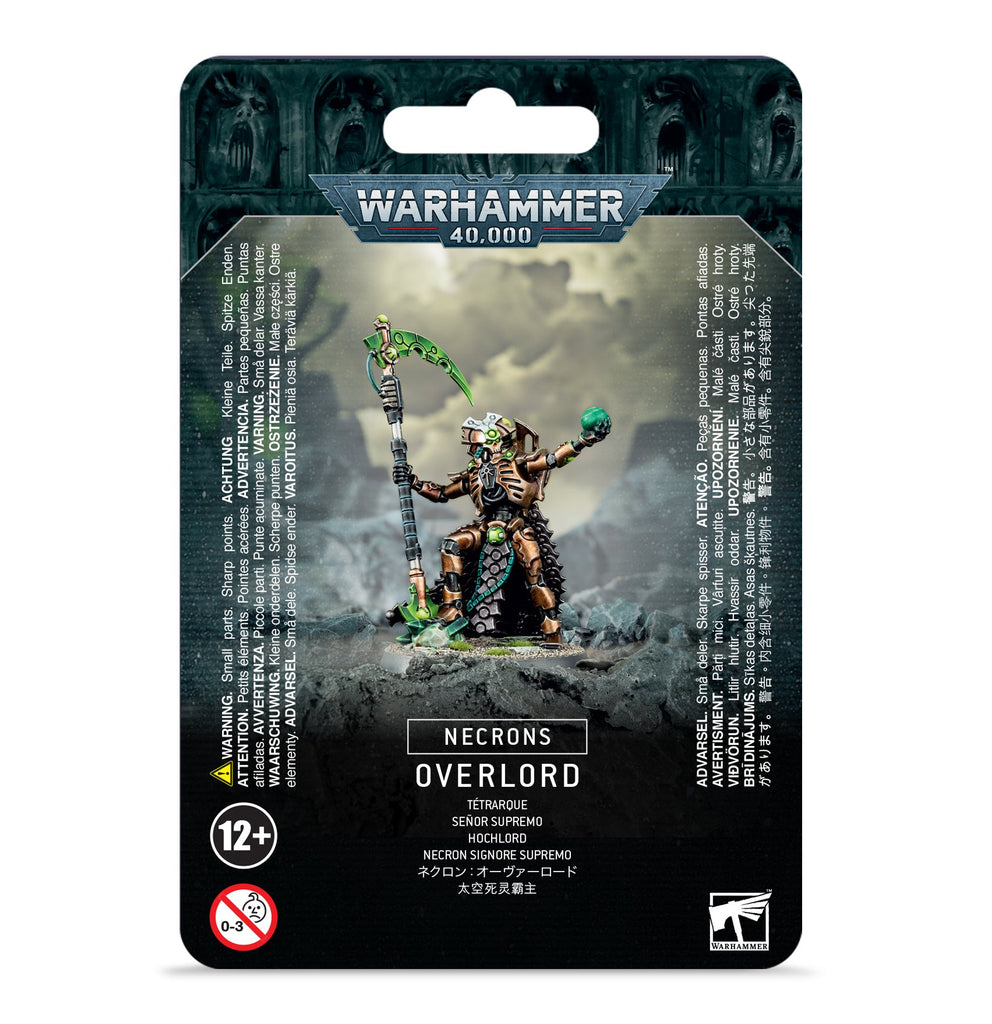 Necrons Overlord