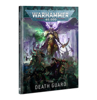 *Forudbestilling* Codex: Death Guard (Eng)