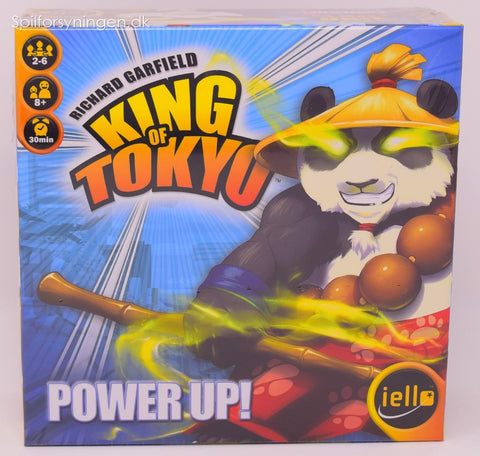 King of Tokyo - Power Up (Eng)