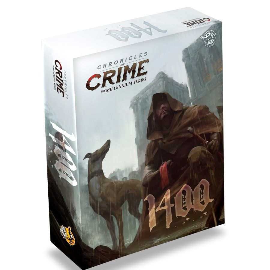 Chronicles of Crime The Millenium Series 1400