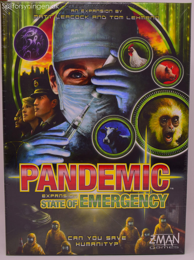 Pandemic - State of Emergency (Exp)